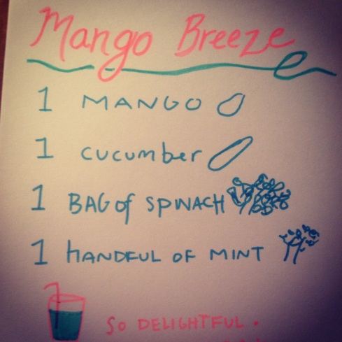 Mango Breeze