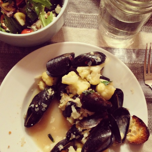 Monday Mussels